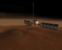 www.fertilmente.com.br - Mars Express Orbiter, missão conjunta que estuda os polos de marte em busca de padrões meteorológicos