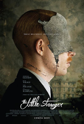The Little Stranger 2018 DVD R1 NTSC Latino