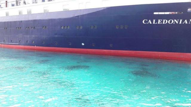 Kapal Inggris Datang, Ekosistem Laut Raja Ampat Langsung Rusak