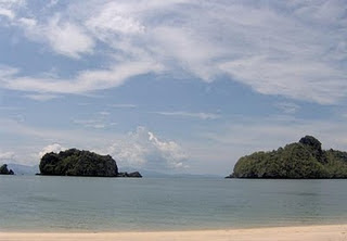 Pantai Tanjung Baru Karawang