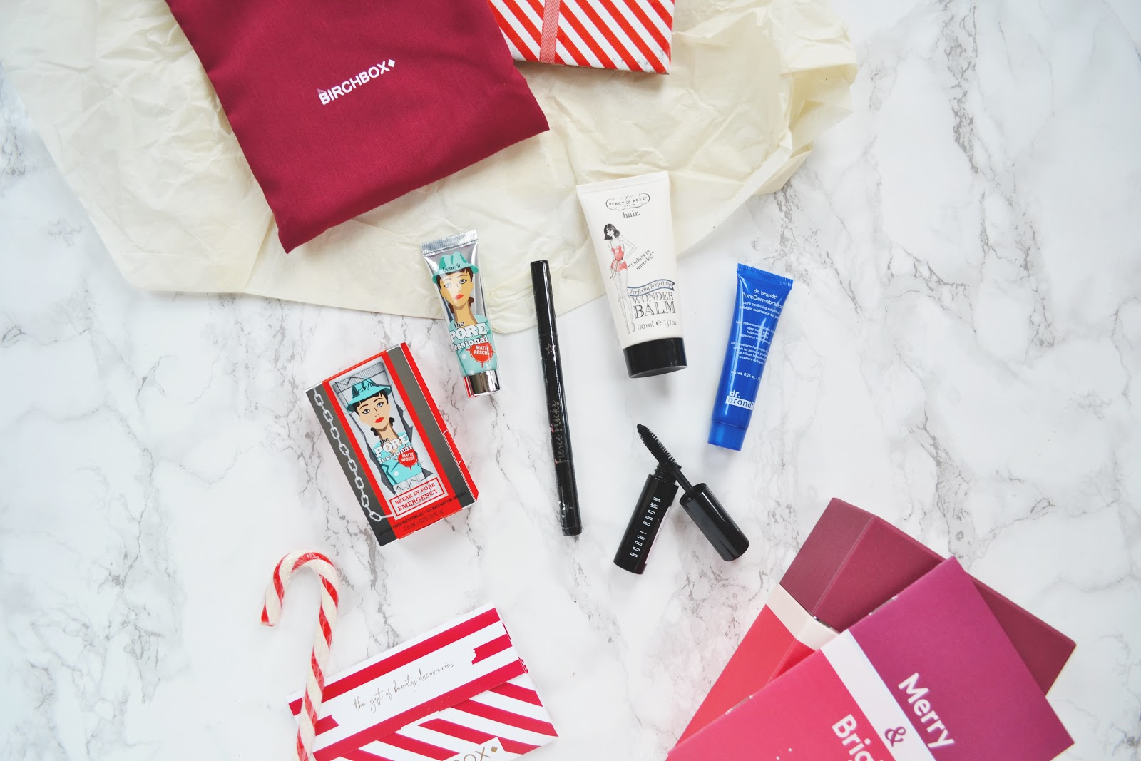 What's In Birchbox December 2016, birchbox december 2016