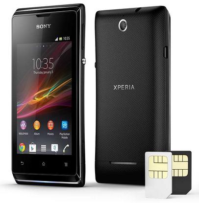 Kelebihan dan kekurangan Sony Xperia E Dual C1605 Terbaru