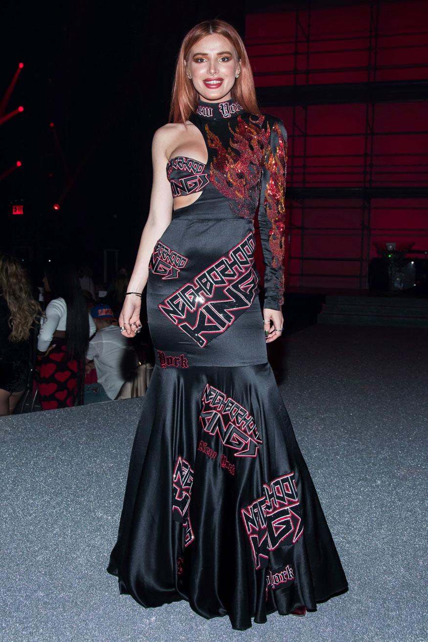 Philipp Plein Spring 2018 fashion show in New York