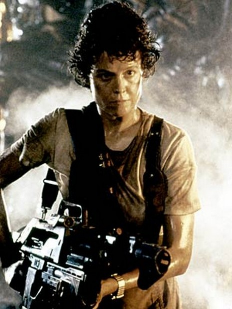 Women Geeks Love: Sigourney Weaver 'The Sci-Fi Queen ...