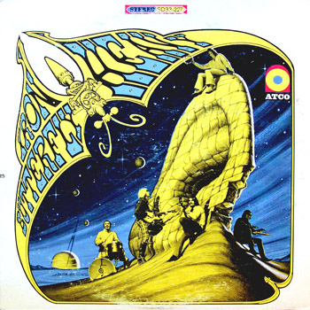 IRON BUTTERFLY - HEAVY (1968)