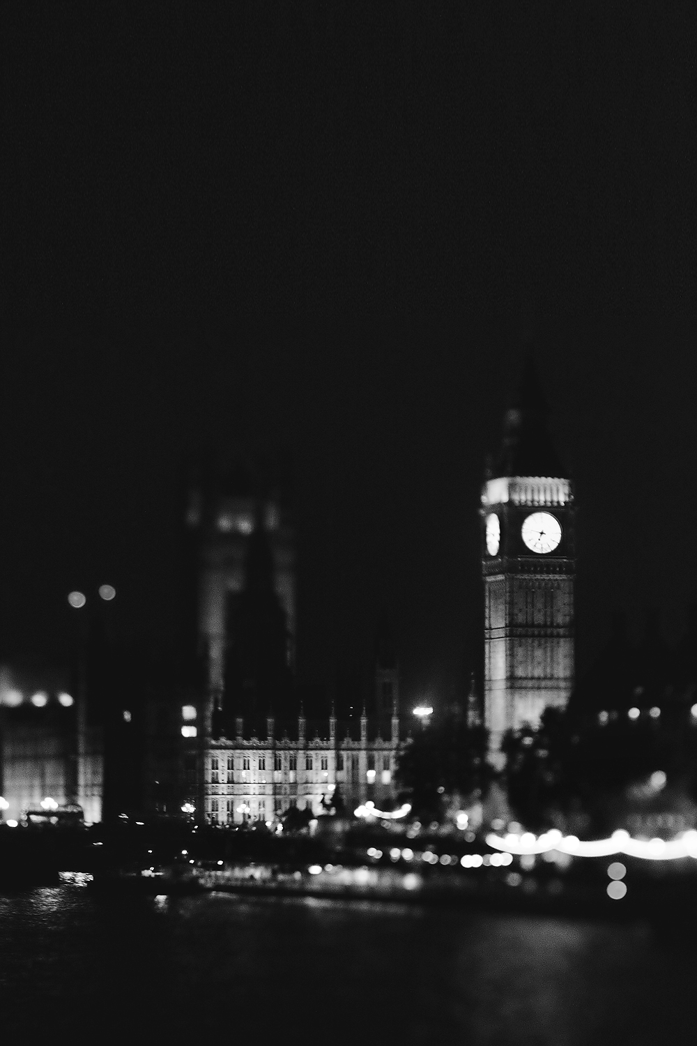 Image of Londen captured with Lensbaby Edge 80 by the Dutch Photographer Willie Kers