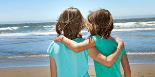 Parents that teach their children to develop good friendships help their kids grow