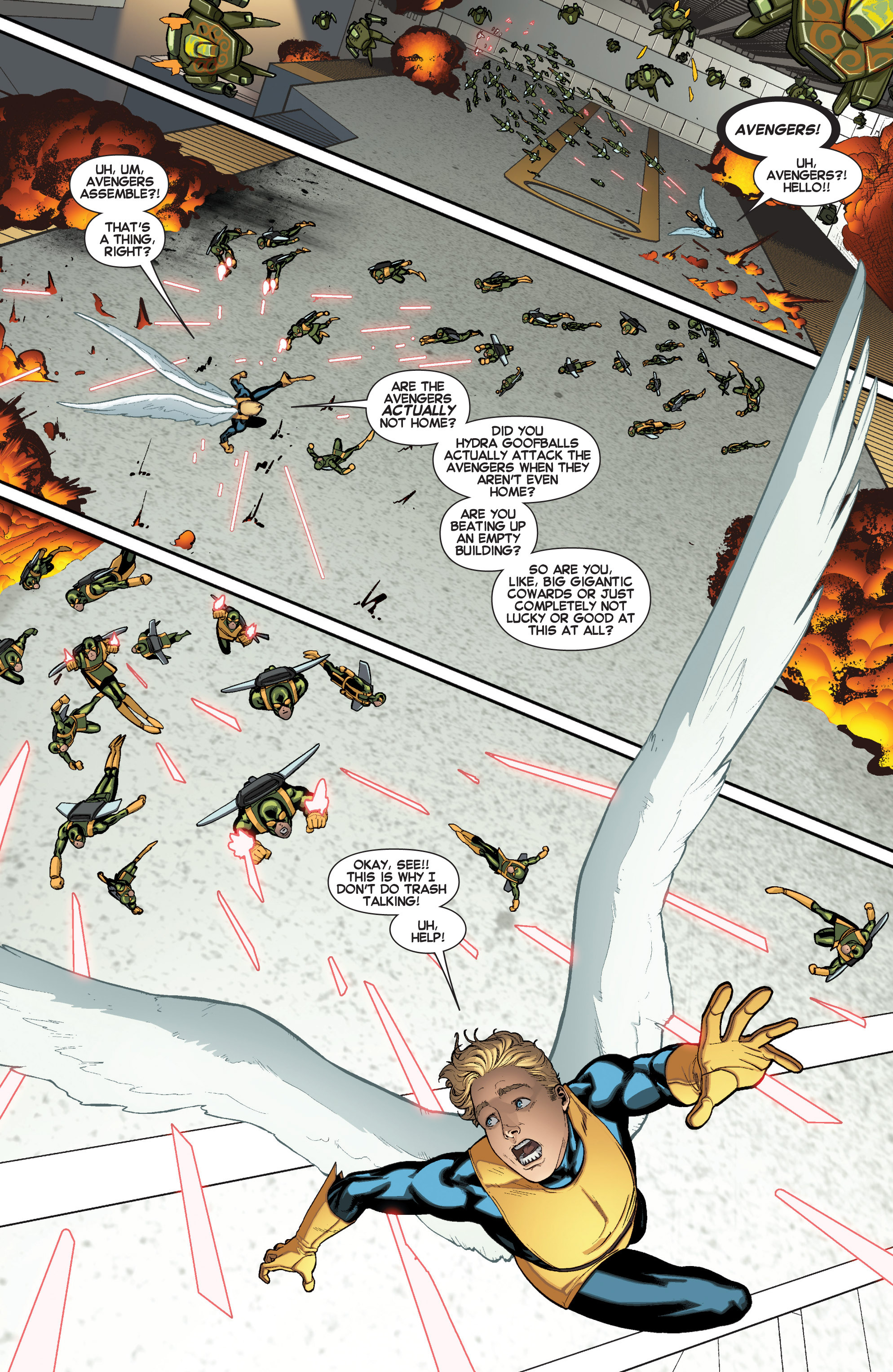 Read online All-New X-Men (2013) comic -  Issue # _Special - Here To Stay - 48
