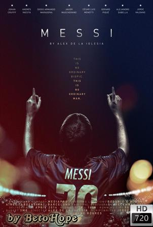 Messi [HDTV-720p] [Latino] [2014] [Google Drive] GloboTV