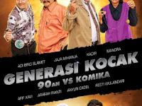 Download Film Generasi Kocak 90an vs Komika (2017) DVDRip 720p  Full Movie