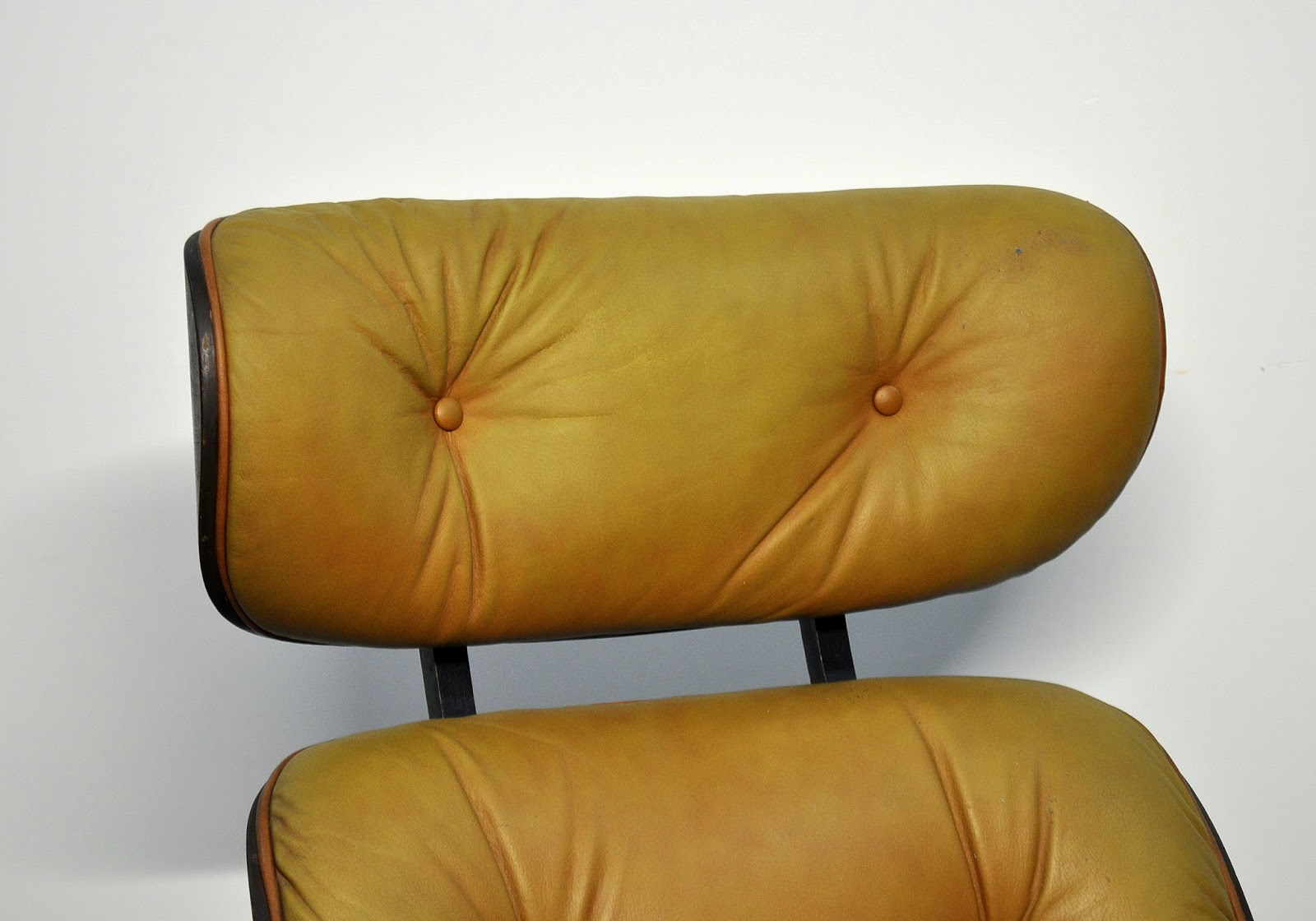 Selig Eames Chair Covers And Sashes Select Modern Leather Lounge Ottoman