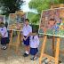 ชมรมศิลปะเด็กสัตหีบ (Sattahip young artists'club) แถลงข่าวจัดงานสัมมนา Workshop