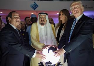 """Résultat de recherche d'images pour """"Trump extortion for Saudi Arabia"""""""