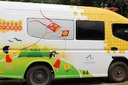 Indosat Ooredoo Sediakan Mobil Klinik Untuk Bantu Korban Gempa Lombok