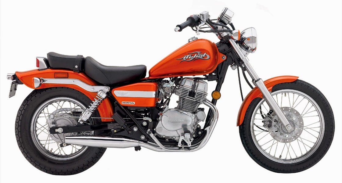 Honda CMX250C ( Rebel 250) Pictures and Wallpapers