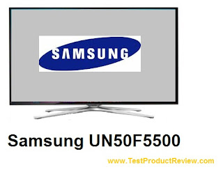 Samsung UN50F5500 50-inch Full HD Smart LED TV