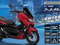 Kaya Fitur! Harga Spesifikasi All New Yamaha NMAX 2020