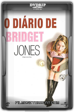 O Diário de Bridget Jones Torrent DVDRip Dual Áudio 2001