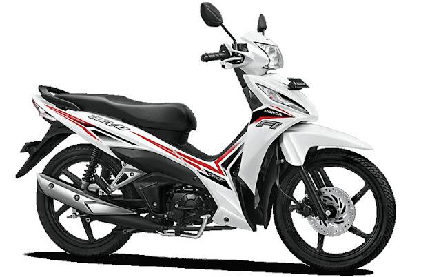 Gambar Honda Revo FI
