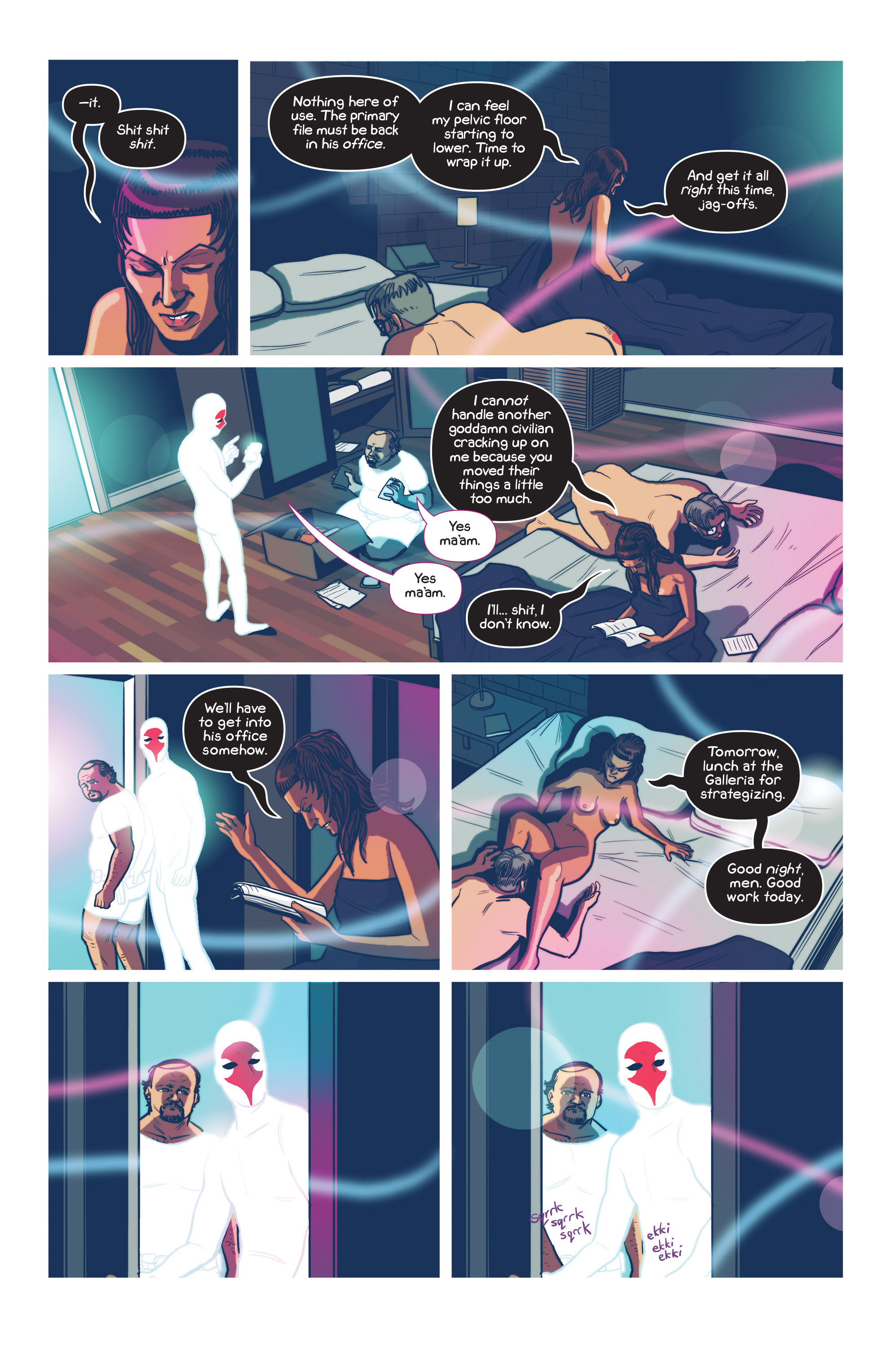 Read online Sex Criminals comic -  Issue #12 - 8