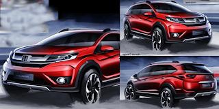 Seperti yang di sampaikan Direktur Pemasaran serta Service Purna Jual PT Honda Prospect Motor Jonfis Fandy. Honda BR-V bukanlah di desain oleh orang Indonesia namun di desain di Jepang.