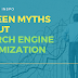 15 Myths about Search Engine Optimization (SEO)