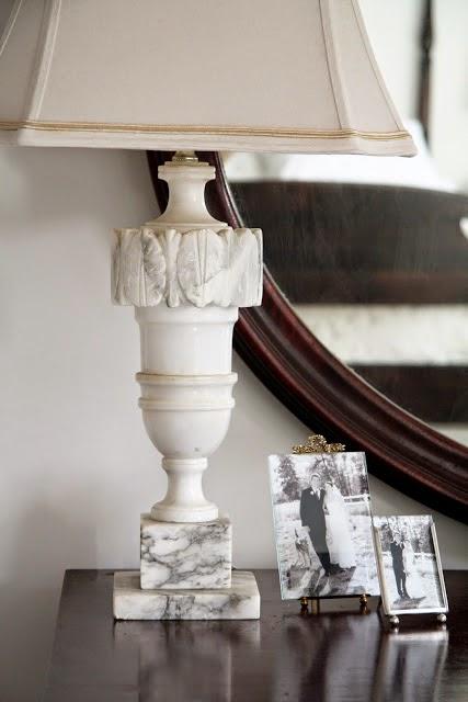 Alabaster Lamps Classic Decor