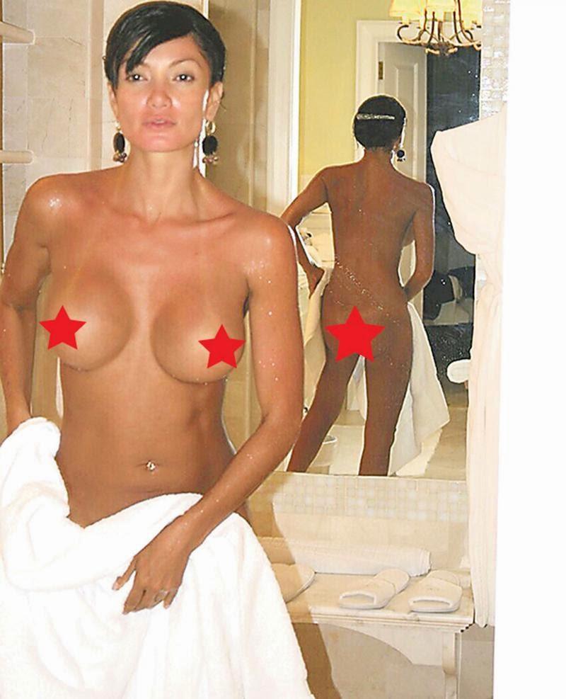 Escándalos de pareja malaya en el baño 2