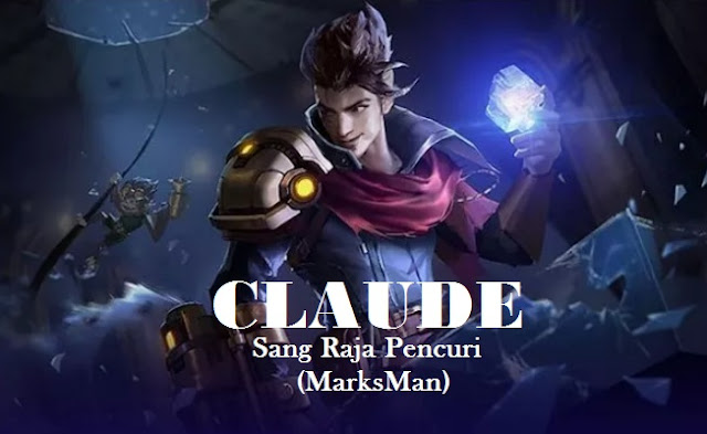 Hero Claude Mobile Legends