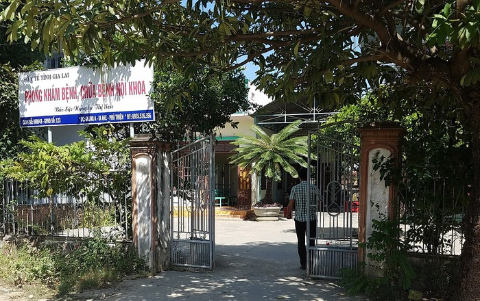 Gia Lai: Bé trai 4 tháng tuổi tử vong bất thường sau khi uống thuốc ở phòng khám tư