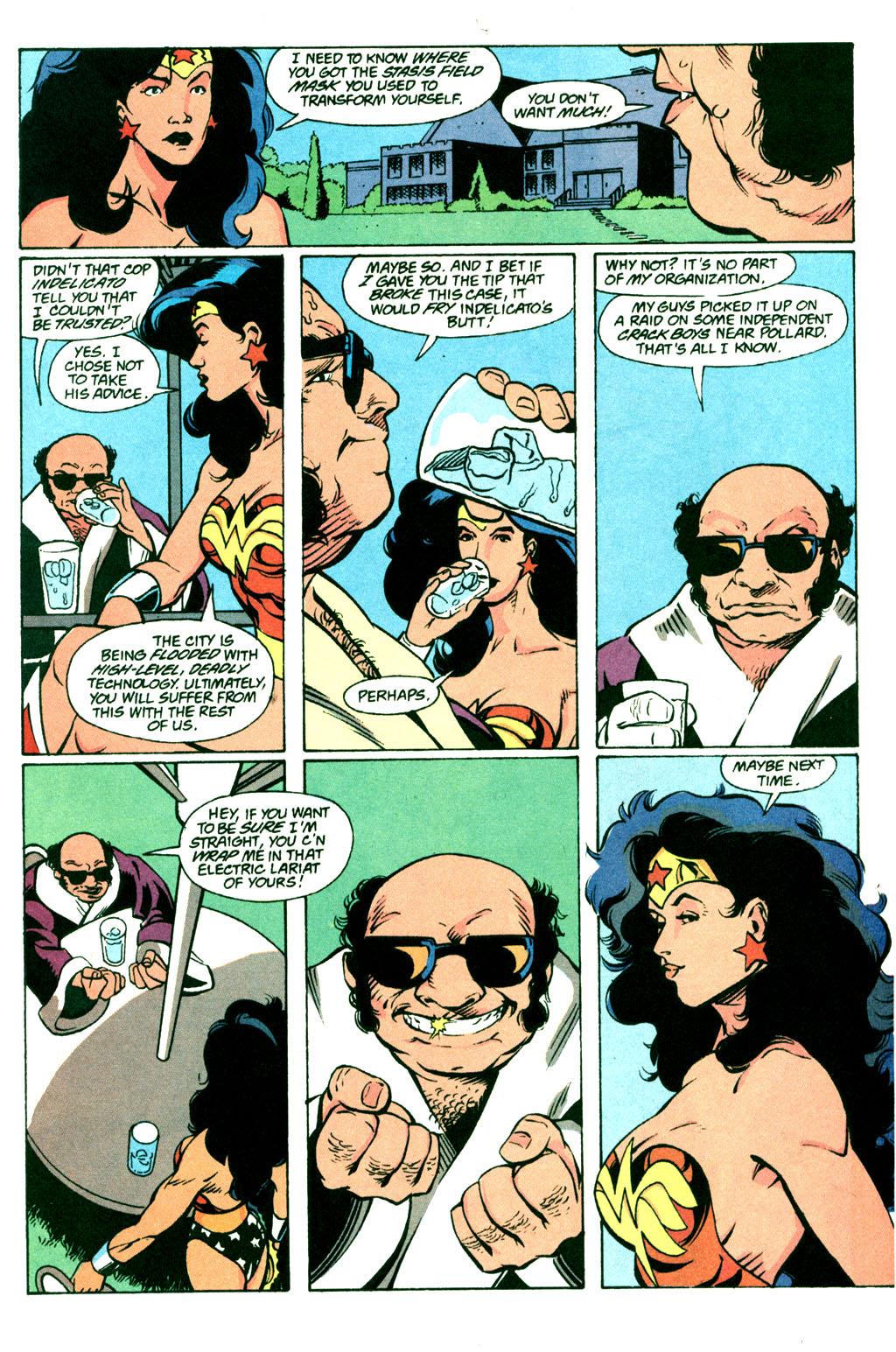 Read online Wonder Woman (1987) comic -  Issue #77 - 11