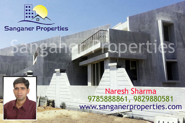Residential House in Chordiya Petrol Pump, Sanganer