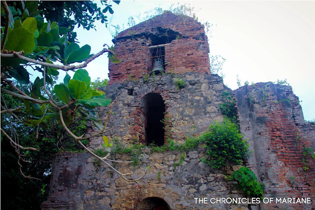 Nassiping Church Ruins cagayan