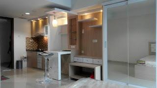 biaya-interior-apartemen-studio-kemayoran