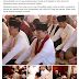 Membaur Bersama Warga, Prabowo Subianto Shalat Ied Di Masjid Az Zikra