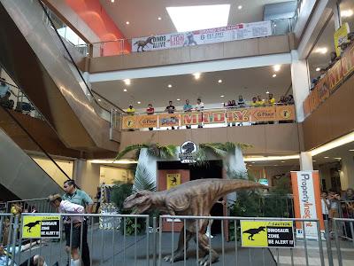 De Centrum T-Rex Show