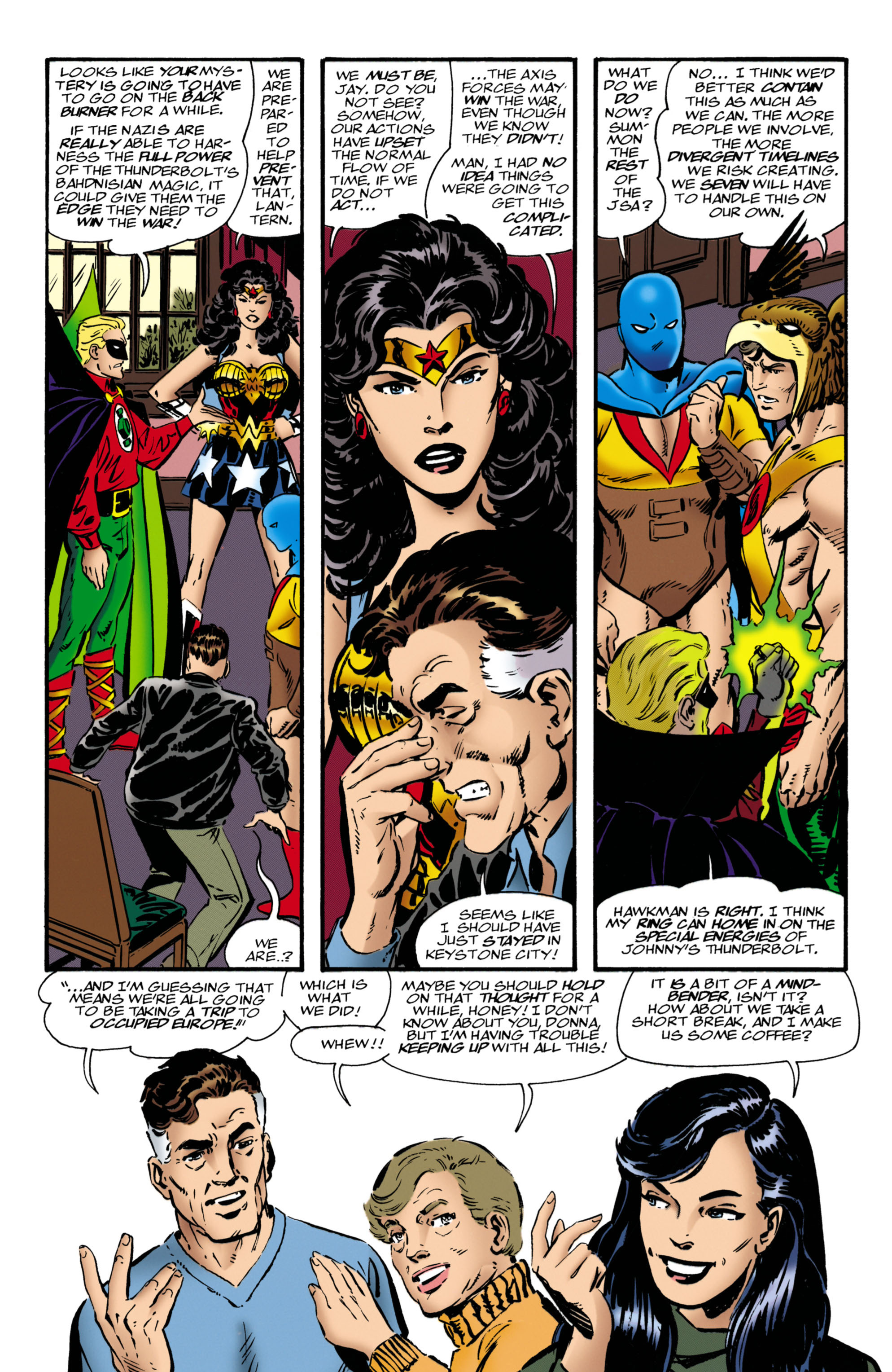 Read online Wonder Woman (1987) comic -  Issue #131 - 15