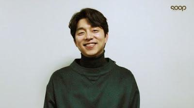 """Gong Yoo tinggalkan pesan ke penonton setelah syuting terakhir """"Goblin"""""""