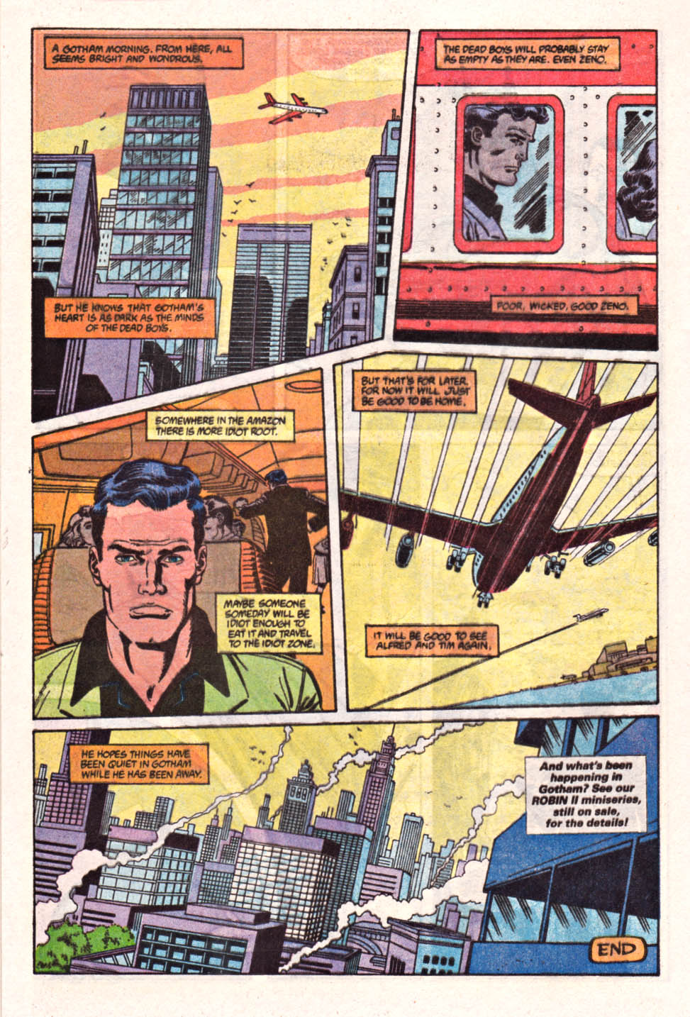 Detective Comics (1937) 640 Page 22
