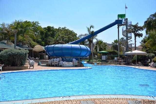 מגלשת ספלאש 360 Splash slide