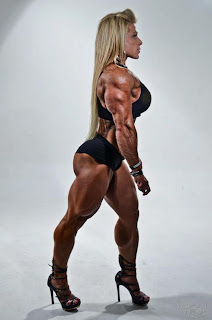 Muskelmädels