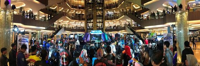 Lexi Terlaris, MAXI Yamaha & Sport Expo Selalu Diserbu Masyarakat