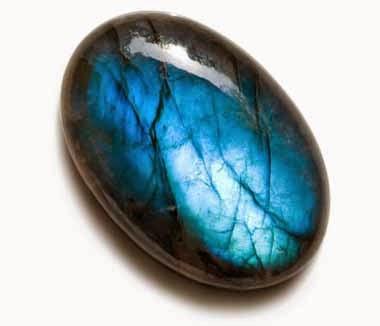 Piedra preciosa Espectrolita