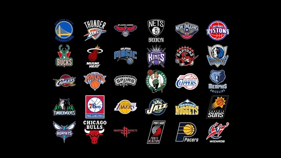 NBA 2K14 Updated Team Logos 2014-15