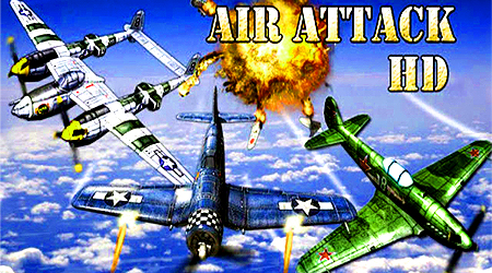 AirAttack HD MOD APK v1.5.1 For Android | Free Download