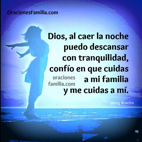 oraciones de familia oracion cristiana corta por Mery Bracho