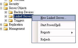 SQL Server] 利用Linked Server轉移大量數據到SQL Server之方法