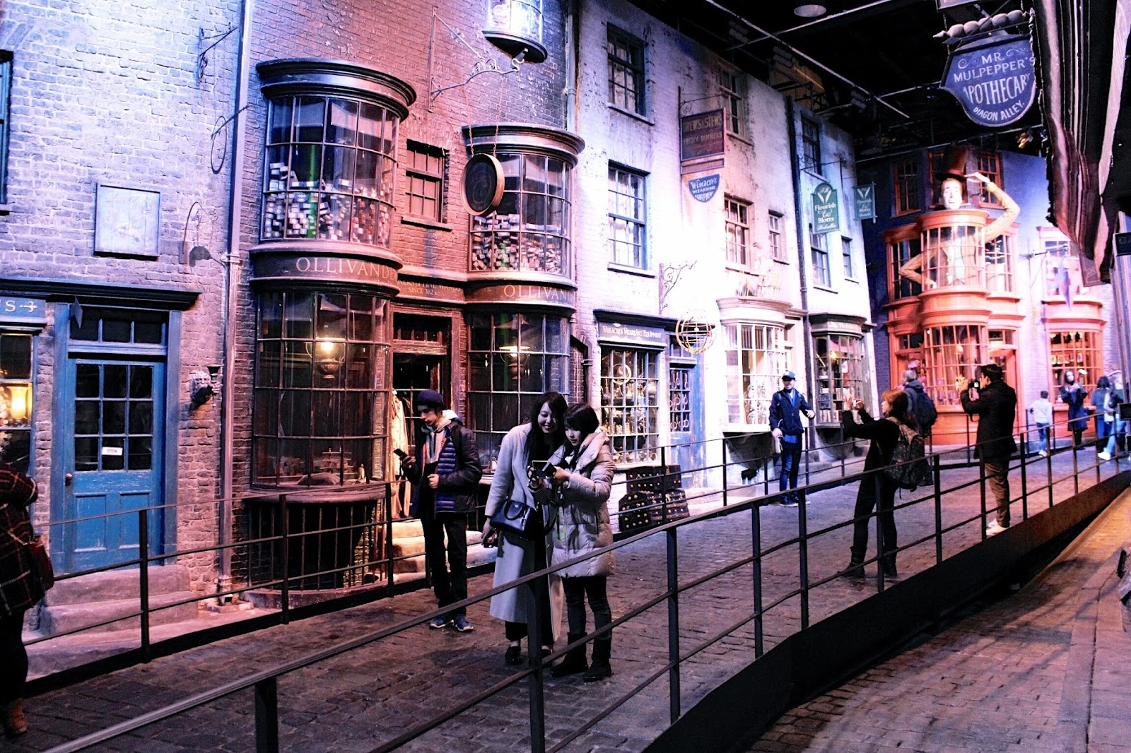 The Making of Harry Potter Warner Bros Studio Tour London