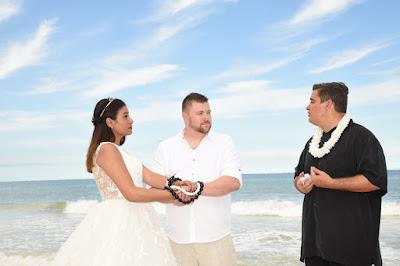 Oahu Wedding Minister