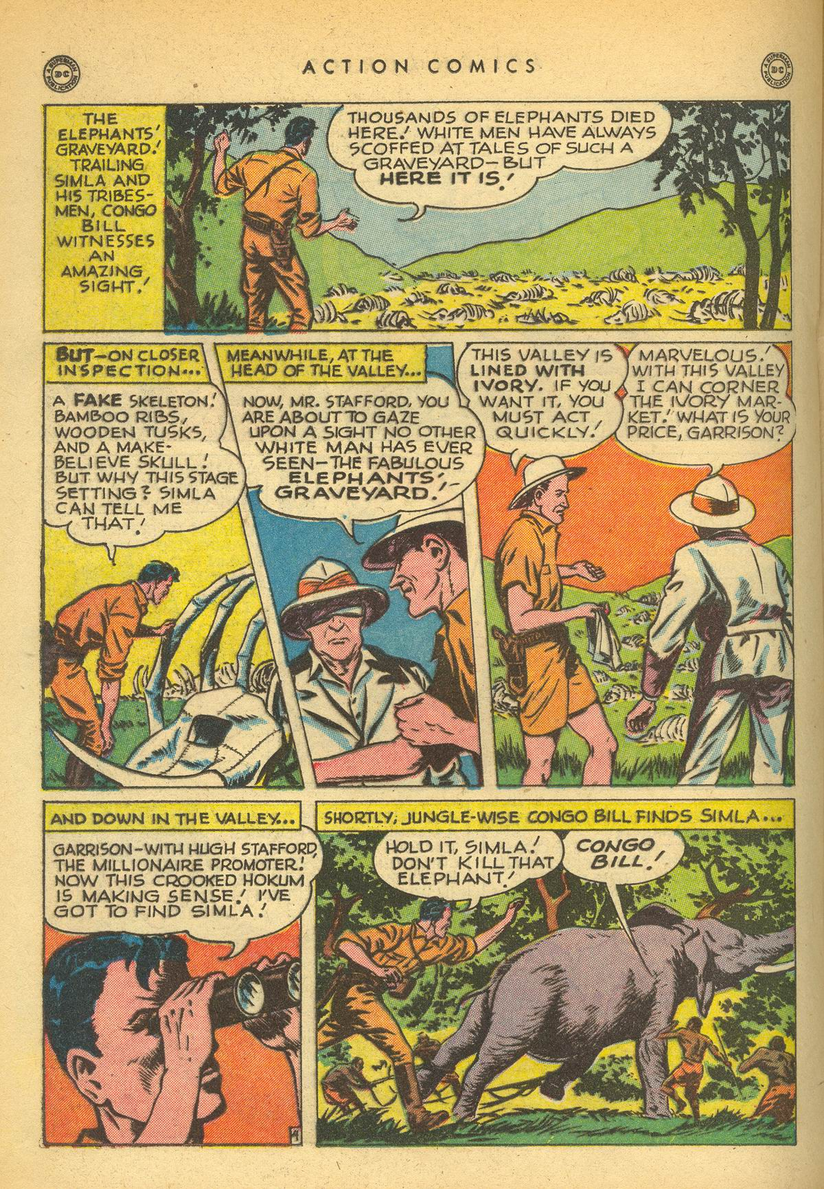 Read online Action Comics (1938) comic -  Issue #109 - 28